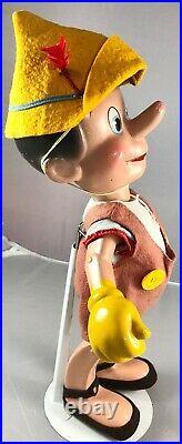 14 Antique American Composition Walt Disney's Pinocchio Doll! 18081