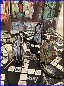 1975 Vintage Lakeside Walt Disney World HAUNTED MANSION Game Rare