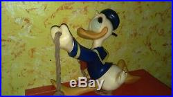 Donald Duck Figur kunstharz Wandklettern 40 cm groß Walt Disney