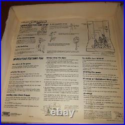 HAUNTED MANSION LAKESIDE BOARD GAME VINTAGE COMPLETE 1975 Walt Disney World Rare