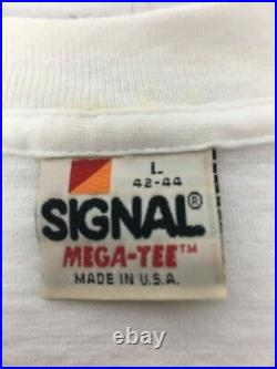 MGM Studios Opening Crew Cast Tee Shirt Walt Disney World Rare Vintage L Large