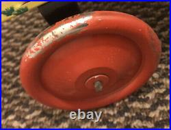 Rare Vintage Tin Litho Walt Disneys Official Davy Crockett Western Prarie Wagon