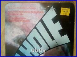 THE BLACK HOLE Maximilian MOC 1979 Walt Disney UNPUNCHED Cardback ORIGINAL Vtg