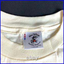 The Aristocats 1996 Mens Walt Disney Graphic T-Shirt White Crew Neck Vintage XL