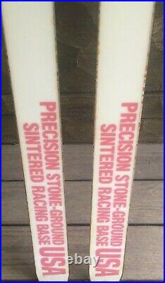 VINTAGE RARE 1987 Walt Disney K2 ROSSIGNOL SKIS Limited Edition L@@K