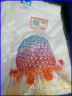 VINTAGE Walt Disney World Epcot Center T-shirt Men's XL- Logo