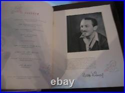 Vintage 1940 Walt Disney Presents Fantasia Souvenir Program