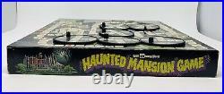 Vintage 1975 Walt Disney World Haunted Mansion Board Game Lakeside