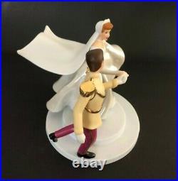 Vintage 1999 Walt Disney Classics Collection Cinderella Fairy Tale Wedding COA