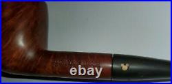 Vintage Algerian Briar Nice Walt Disney World Pipe