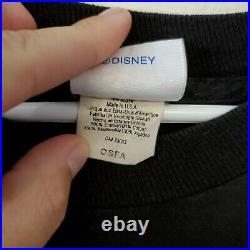 Vintage Disney Aladdin Movie Promo T Shirt Size XL