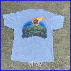Vintage Disney Countdown To Extinction Mens Size Medium T Shirt