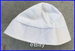 Vintage Disneyland Hat c Walt Disney Productions Bucket Hat Sailor Disney Cap M