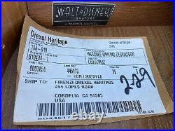 Vintage Drexel Heritage Walt Disney Collection Marquee Writing Desk