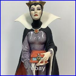 Vintage Giuseppe Armani Figure Walt Disney Evil Queen from Snow White 1510C