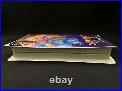 Vintage Rare Aladdin (VHS, 1993) Black Diamond #1662 Walt Disney Classic