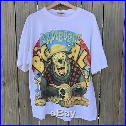 Vintage Walt Disney Big Al Shirt Country Bear Jamboree Disneyland