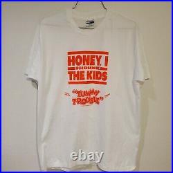 Vintage Walt Disney Company Honey I Shrunk The Kids Tummy Trouble T Shirt XL