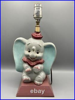 Vintage Walt Disney Dumbo Lamp