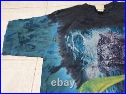 Vintage Walt Disney Pictures Dinosaur Movie Promotional 2000 T Shirt