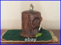 Vintage Walt Disney Prod. USA 868 Bambi Cookie Jar, Rare
