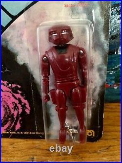 Vintage Walt Disney The Black Hole Sentry Robot Action Figure Mego 1979
