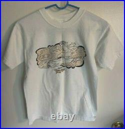 Vintage Walt Disney Treasure Planet Youth White Promo T-Shirt L Large