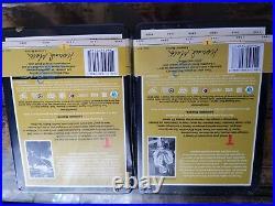 Vintage Walt Disney Treasures Zorro The Complete First Second Season New NOS Lot