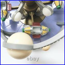 Vintage Walt Disney World Astro Orbiter Monorail Playset read description