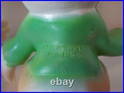 Vintage rubber toy ART 125 Donald Duck Louie Dewey and Huey Biserka Walt disney