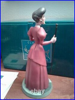 WDCC Vintage Walt Disney Classics Spiteful Stepmother Lady Tremaine Cinderella