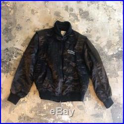 Walt Disney Imagineering Vintage Black Jacket Size M Unisex