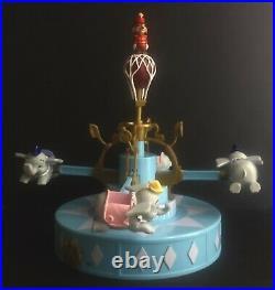 Walt Disney World Memorial Dumbo Ride Playset Theme Parks Disney Store Vintage
