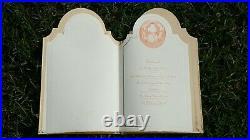 Walt Disney World The Empress Lilly Restaurant menus (3)- Vintage Memorabilia